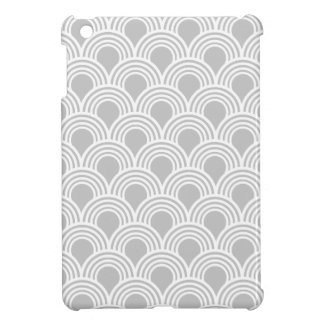 Art Deco Great Gatsby Style Mod Shell Pattern Case For The iPad Mini