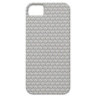 Art Deco Grey Case For The iPhone 5