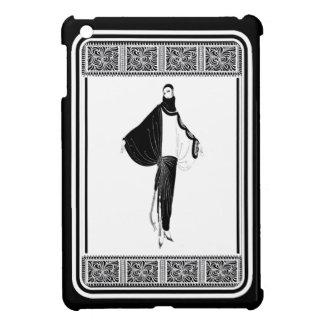 Art Deco Haute Couture 1924 Vintage Fashion iPad Mini Cases