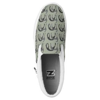 Art Deco Hounds Shoe