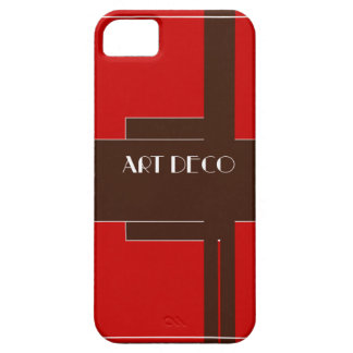 Art Deco iPhone 5 Cases