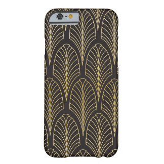 Art Deco iPhone 6 case Barely There iPhone 6 Case