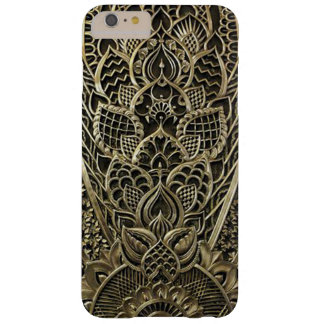 Art Deco iPhone 6 Case in Antique Gold