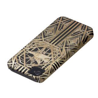 Art Deco iPhone Case Case-Mate iPhone 4 Cases