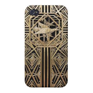 Art Deco iPhone Case iPhone 4 Cover