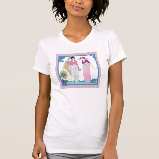 Art Deco Ladies of Fashion T-Shirt