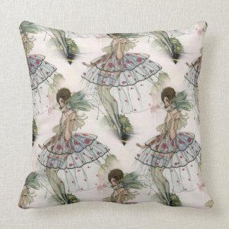 """Art Deco ladies Polyester  Throw Pillow 20"""" x 20"""""""