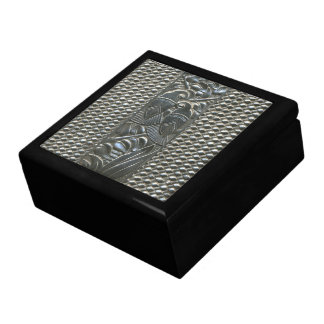 Art Deco Love Birds Gift Box