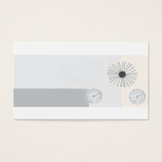 Art-Deco Modern PROFESSIONAL Abstract Minimal Business Card