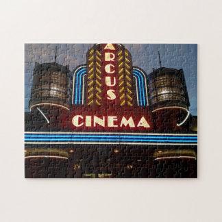 Art Deco Movie Theater Puzzle