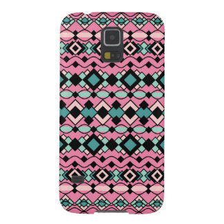 Art Deco Pattern Galaxy S5 Cases