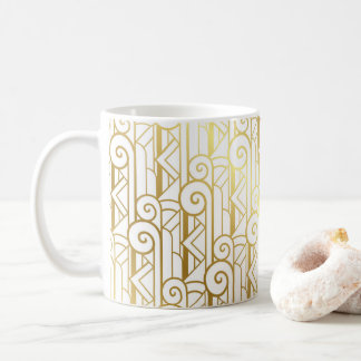 Art Deco Pattern Mug