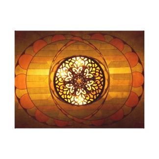 Art Deco Philcade Ceiling Canvas