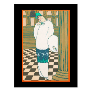 Art Deco Postcard 1