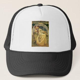 Art Deco Princess Trucker Hat