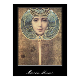 Art Deco Print Poster
