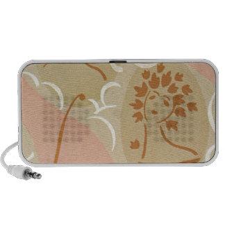 Art Deco Portable Speakers