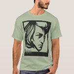 Art Deco style Chopin T-Shirt