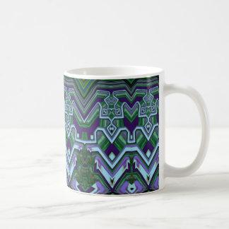 Art Deco Style Coffee Mug