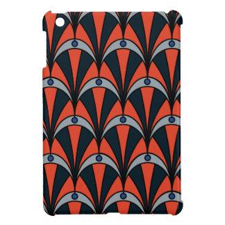 Art deco style pattern iPad mini covers