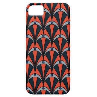 Art deco style pattern iPhone 5 case