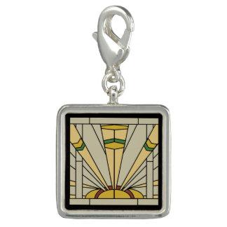 Art Deco Sunshine Charm