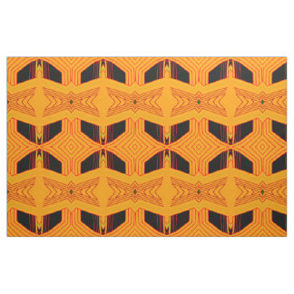 Art Deco Type Pattern Fabric