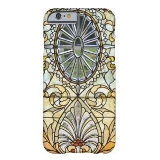 Art Deco Vintage Glass iPhone 6 Case Barely There iPhone 6 Case