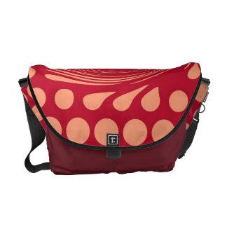 Art Design Abstract Bag 39 Messenger Bag