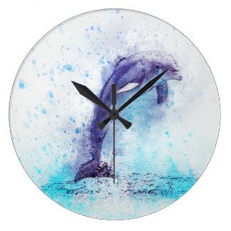 art design beautiful masterpiece new fashion large clock