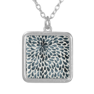 art design beautiful masterpiece new fashion silver plated necklace