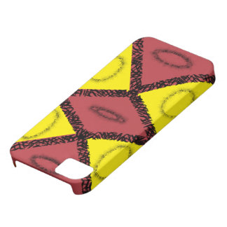 Art design case for the iPhone 5