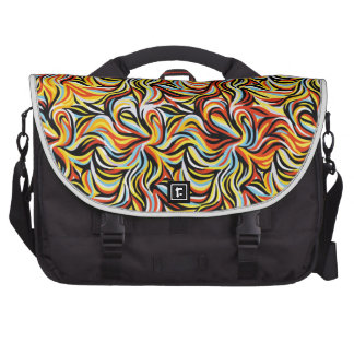 Art Design Patterns Modern classic tiles Beautiful Commuter Bag