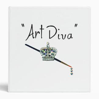 """""""Art Diva"""" Tiara Binders"""