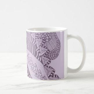 Art Doodle Coffee Mug