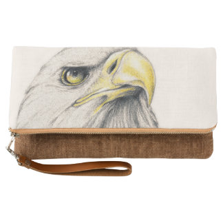 Art Drawing Of  Eagle Clutch