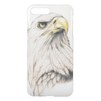 Art Drawing Of  Eagle iPhone 8 Plus/7 Plus Case