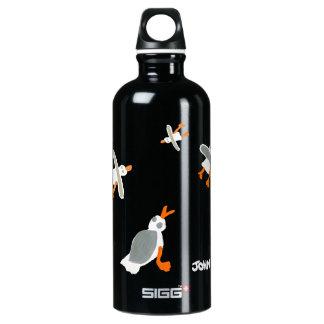 Art Drink Bottle: John Dyer Seagulls