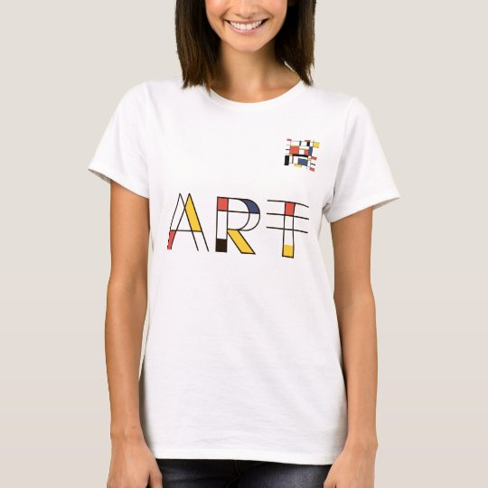 ART elegant, stylish, chic, and unique T-Shirt