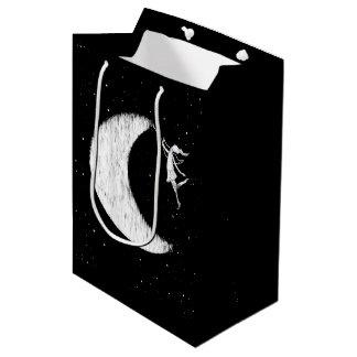 Art Fairy: Paint The Moon Medium Gift Bag