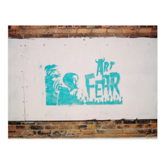 art fear postcard