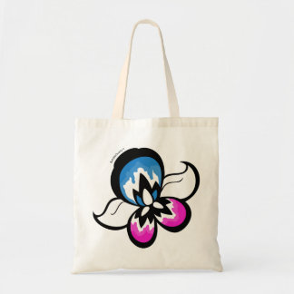 Art flower bag