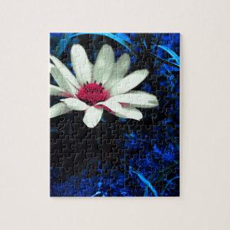 Art flower puzzles
