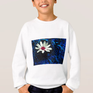 Art flower sweatshirt