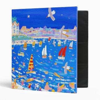 Art Folder: Gylly Beach John Dyer Binder