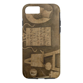 Art, from 'The Liberal Arts' cycle (fresco) iPhone 7 Case