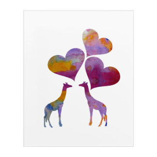 Art Giraffes