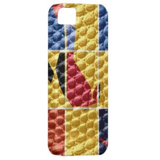 Art graphic design 042 iPhone 5 case