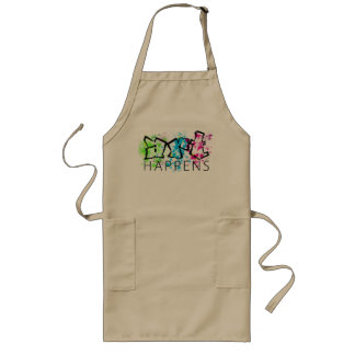 Art Happens Apron