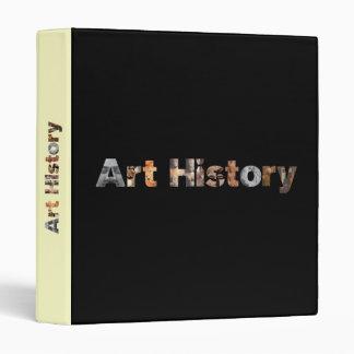 Art history Binder